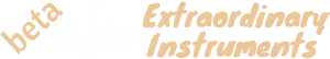 Extraordinary Instruments Logo