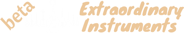 Extraordinary Instruments Retina Logo